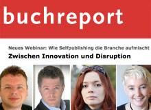 In eigener Sache: Self-Publishing-Seminar von buchreport.de