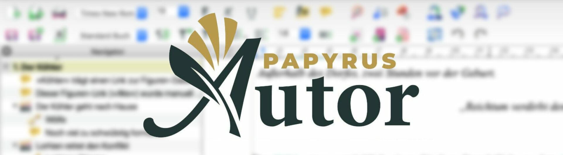 Webinar: Papyrus Autor