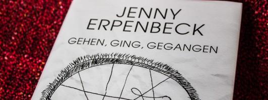 Jenny erpenbeck: Gehen, ging, gegangen