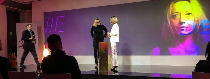 Flotte Verleihung: WELT-Literaturpreis für Virginie Despentes 5