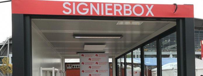 Frankfurter Buchmesse 2019 (Foto: Günther Wildner)