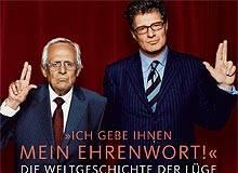 Roger Willemsen gibt uns am Schluss sein Ehrenwort - Buchmesse-Podcast 2007