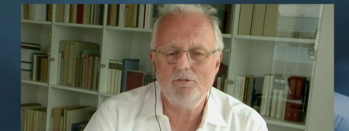 Hubert Winkels (Foto: Screenshot/ORF)