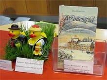 Der Roman »Winteräpfel« gehört zur Ausstattung der Andenkenläden am Feldberg