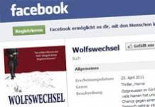 Wolfswechsel bei Facebook
