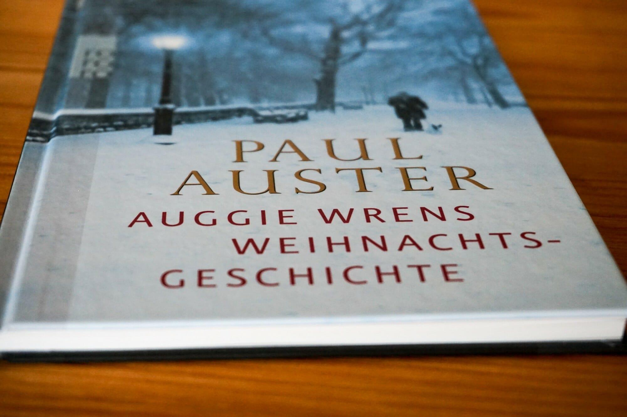 Wahrheit und Wirklichkeit: »Auggie Wrens Weihnachtsgeschichte« von Paul Auster