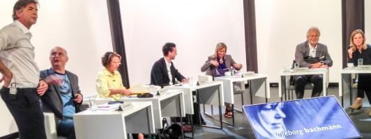 Die Bachmann-Jury 2015