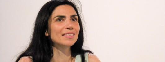 3sat-Preis an Dana Grigorcea