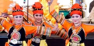 Indonesische Tänzerinnen