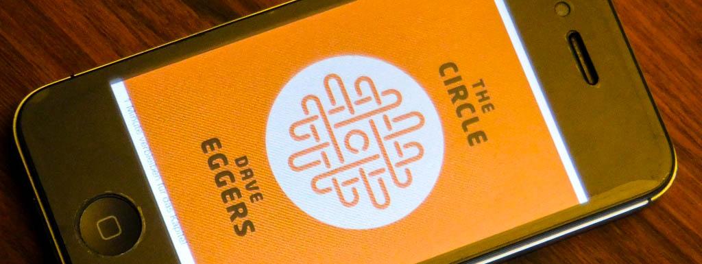 Eggers auf dem iPhone. Schöne neue Welt?