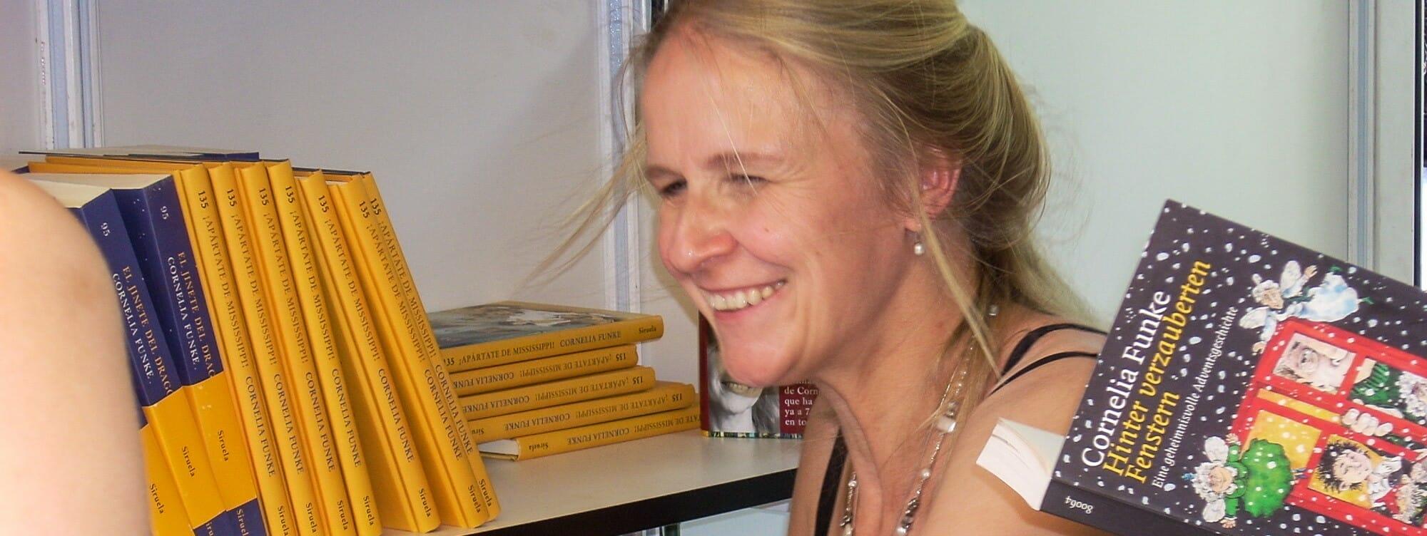 Bestseller-Autorin Cornelia Funke gründet eigenen Verlag