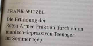 Deutscher Buchpreis 2015: Die Shortlist von Malte Bremer