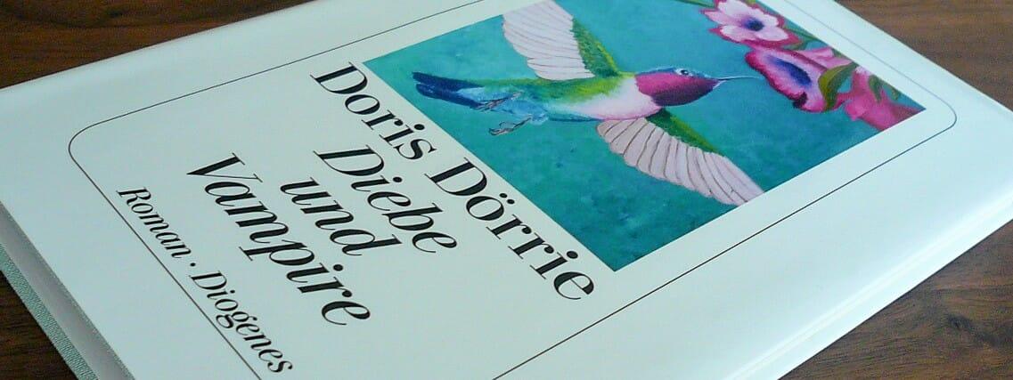 Cover: Doris Dörrie: Diebe und Vampire (Diogenes Verlag)