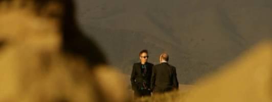 Boyle und Scheck in »Druckfrisch«