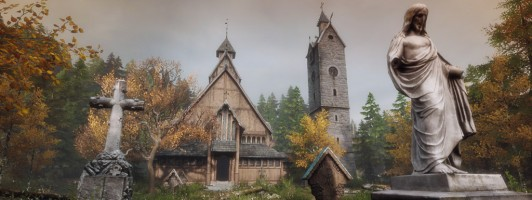 Erzählte Landschaft: »The Vanishing of Ethan Carter«