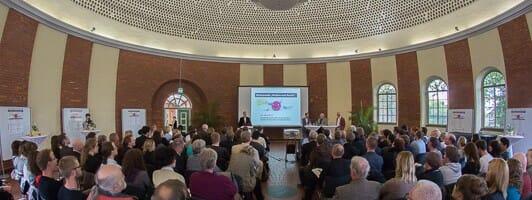 Veranstaltung »Brennpunkt ›Medien und Recht‹« im Gießhaus Kassel (Fotos: Kassel Law / Patrick Gsell)