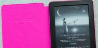 Ausführlicher Test: Amazon Kindle 2014 mit Touch-Display - Der Textguckkasten 2