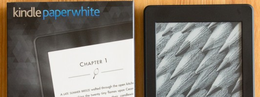 The new Kindle Paperwhite 2015