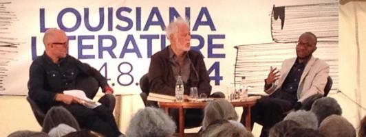 James McBride (rechts / Foto: Barbara Fellgiebel)
