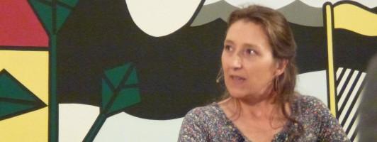 Rachel Kushner (Foto: Jana Groß)