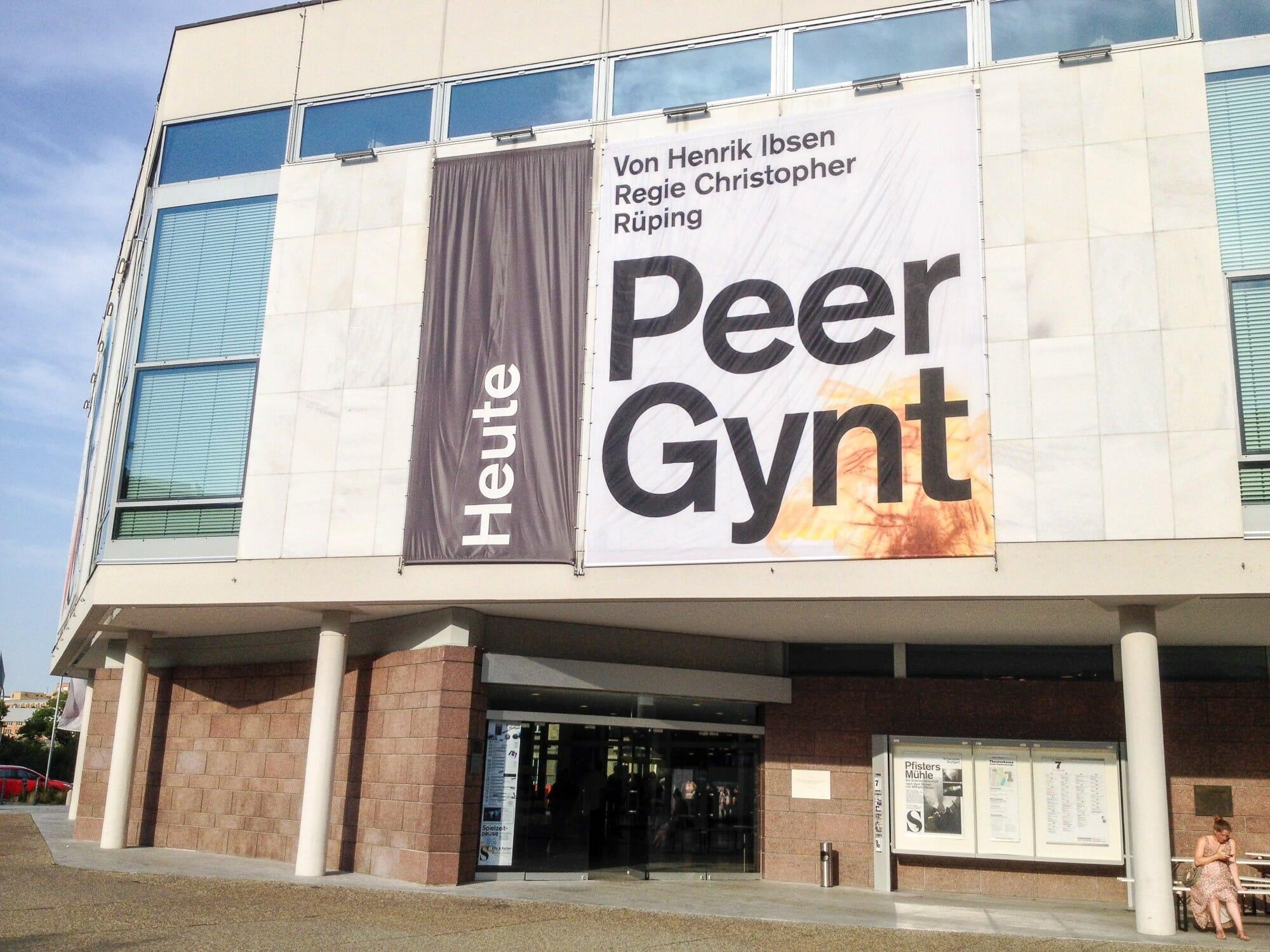 Peer Gynt in Stuttgart