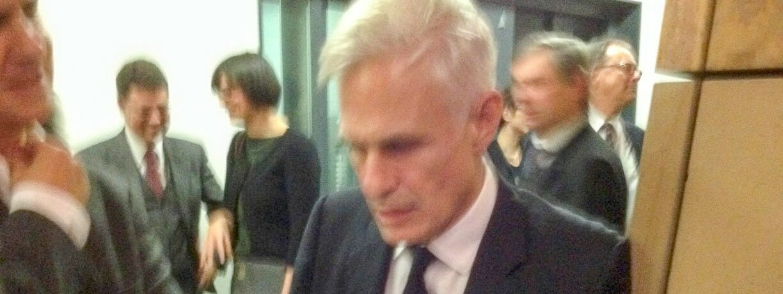 Husch - und schon vorbei: Rainald Goetz