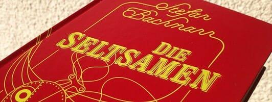 Cover: Stefan Bachmann - Die Seltsamen