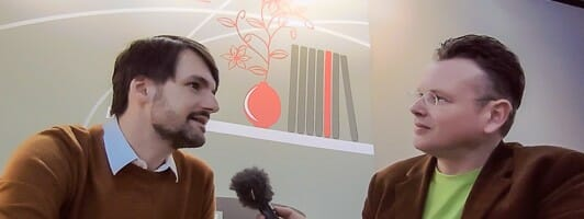 Saša Stanišić im Gespräch mit Wolfgang Tischer