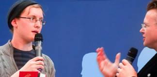 Stefan Bachmann: Die Seltsamen – Bestsellerautor mit 16