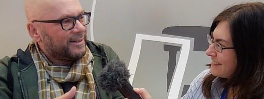 Stefan Nink im Gespräch mit Birgit-Cathrin Duval