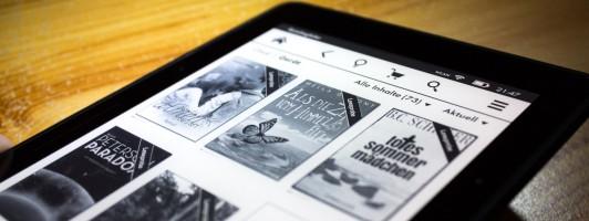 Kindle Storyteller Self Publishing Award - Die Shortlist