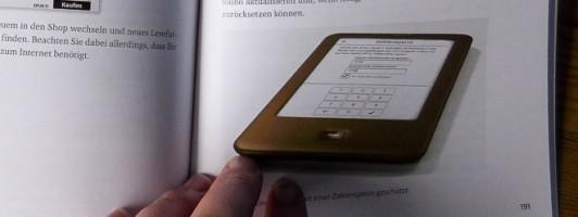Aufgeschlagen: Christine Peyton: Das Tolino-Buch - Die verständliche Anleitung