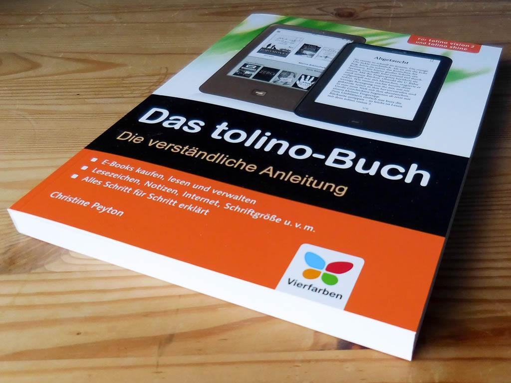 Alternative Anleitung: Das Tolino-Buch erklärt den E-Reader - literaturcafe.de