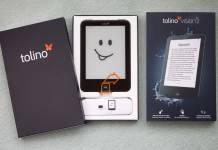 Ausgepackt: Der neue Tolino Vision 2