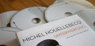 Akustische Unterwerfung: Houellebecq hören - besser mit Berkel