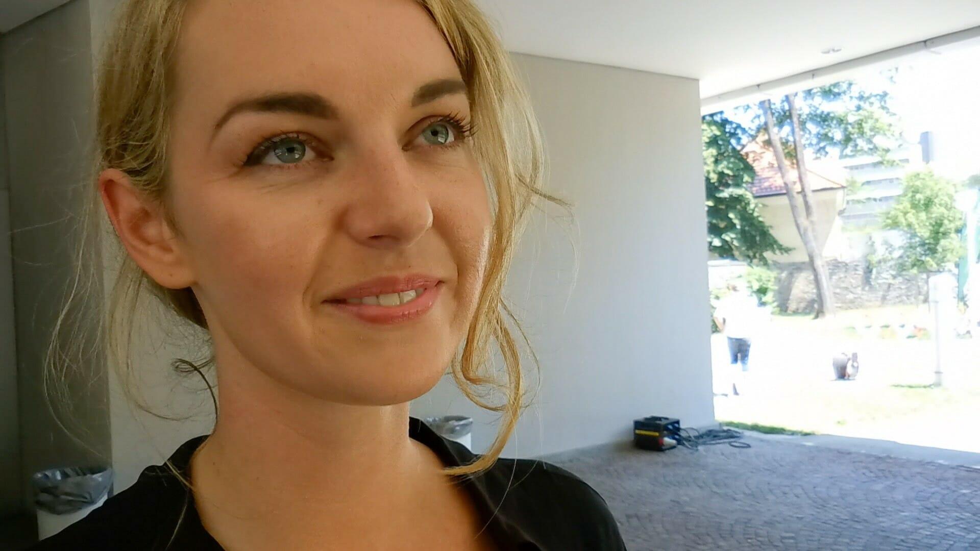 Kelag-Preis an Valerie Fritsch