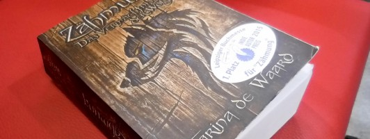 Buch »Zähmung« von Farina de Waart