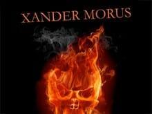 Xander Morus: Ausschnitt aus dem Cover »Horror Stories«