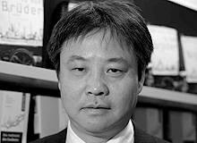 Die chinesische Blechtrommel: Yu Hua im Gespräch - Buchmesse-Podcast 2009