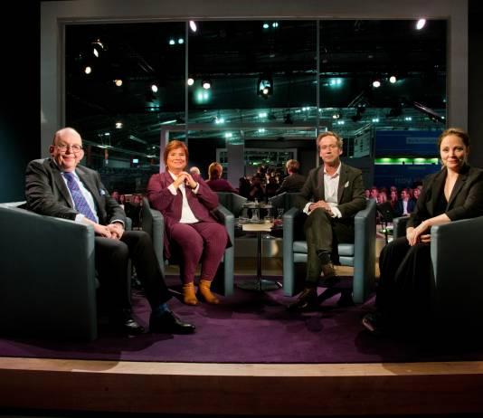 Das Literarische Quartett: Kannste nix falsch machen