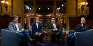 Das Literarische Quartett: Es war wieder spät