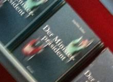Joachim Zelter über den Ministerpräsident: Ein Politiker muss den Schein inszenieren - Buchmesse-Podcast 2010