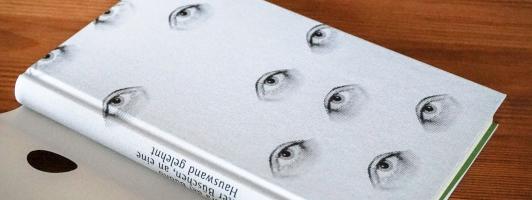 Noch mehr Augen: Das Buch ohne Schutzumschlag.